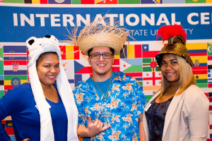 Photo of International Education Week